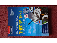 DVSA theory test for motorcyclists official revision questions and answers