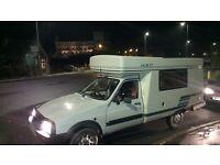 citroen c15 hy-lo diesel romahome 1997 with power steering