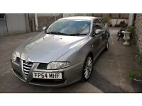 Alfa Romeo 1900 GT JTD Coupe 2004 54 reg 133500 miles Diesel part history part exchange to clear