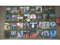 Xbox one games various prices