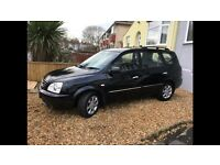 KIA CARENS - CRDI- LX -MPV- 2006- DIESEL -LOW MILAGE 90k - NEW MOT - NEW SERVICE - EX RELIABLE CAr