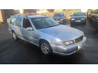 VOLVO V70 ESTATE CAR 1 YEARS MOT AUTO FULLY LOADED CHEAPER PX WELCOME £895