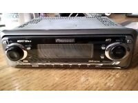 Pioneer MOSFET 50x4 car stereo