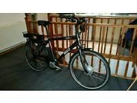 Ebco UCR10 electric bike plus accessories