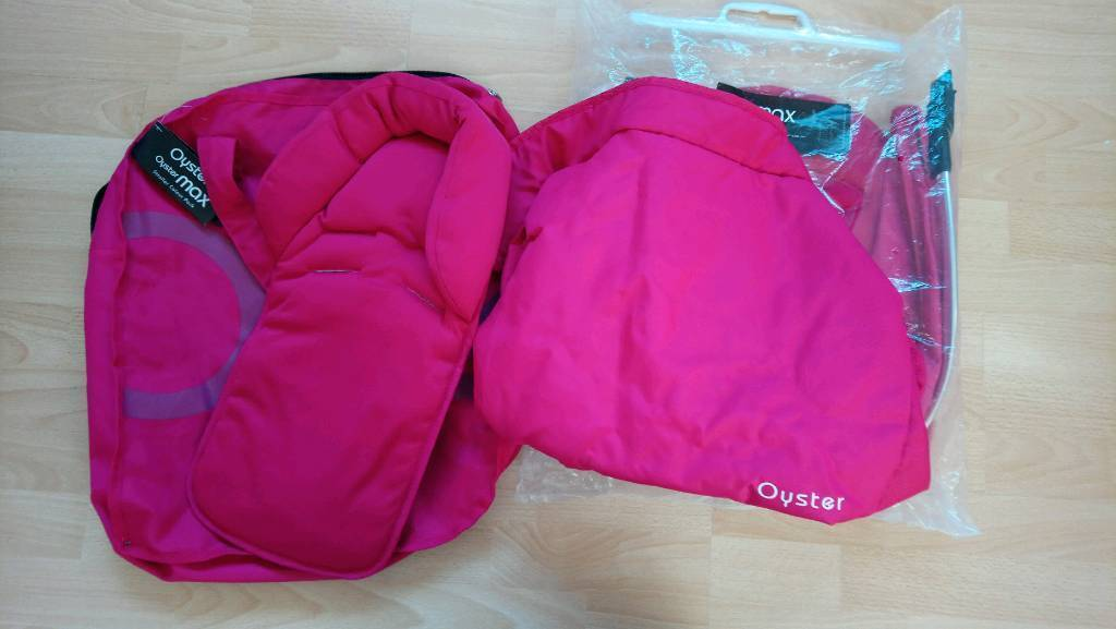 Bnwt oyster max colour pack