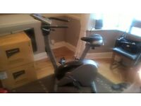 York C301 Diamond Exercise Bike