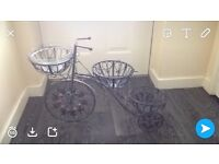Decorative bike indoor or outdoor suitable