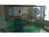 rodent cage large luxury cage