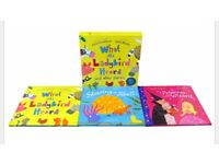 What The Ladybird Heard and Other Stories 3 Book Box Set, Julia Donaldson