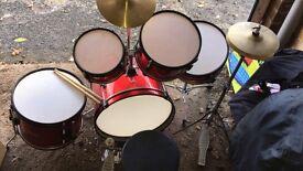 STAGG children's drum kit