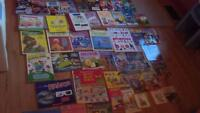 Lot of over 40 Childrens books