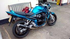 For sale: Suzuki Bandit GSF 650 K6