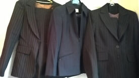 Collection of Ladies Suits, sizes 8 & 10