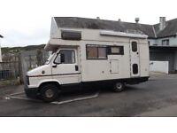 campervan/motorhome for sale
