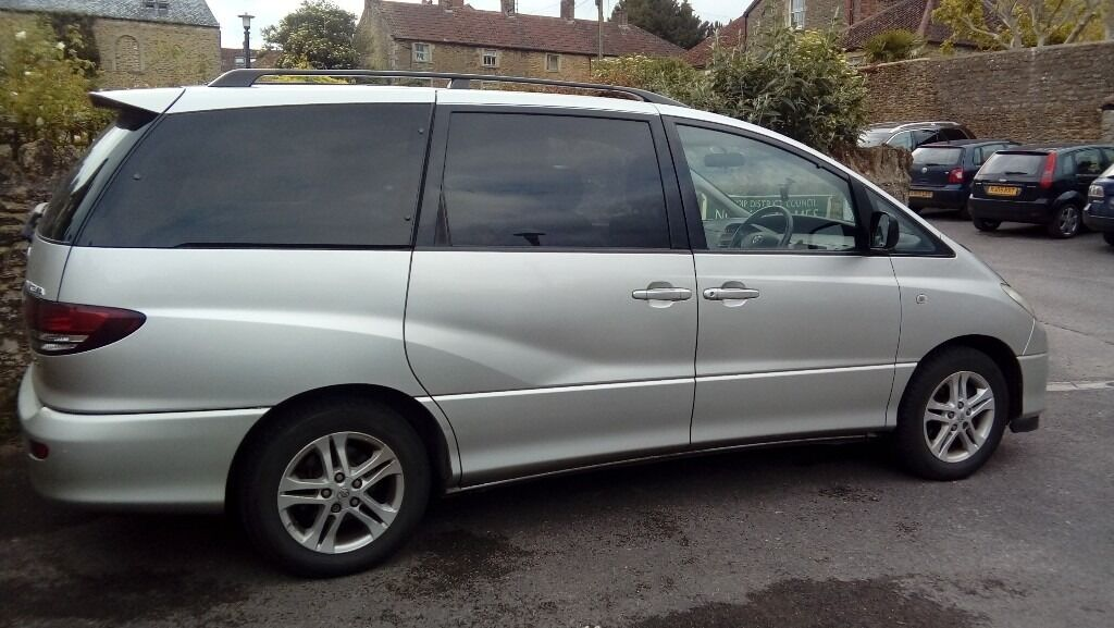 2003 Toyota Previa T Spirit 2.4 Automatic Petrol