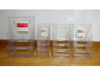 LEAFLET DISPLAY HOLDERS - mixed sizes - Office / Retail Display