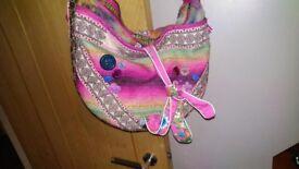 Handmade Canvas Bag