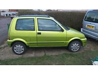 seicento or cinquecento wanted for parts