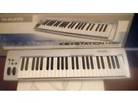 Keystation 49E keyboard