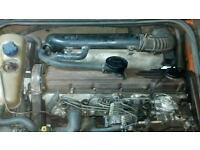 Wanted vw lt 35 2.4, 6 cylinder turbo diesel engine.