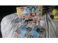 Lego creator 3 in 1 (31063)