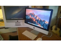 iMac i5 8GB 1TB Late 2012 Model