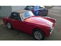 Austin Healey Sprite to sell