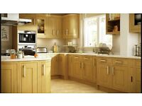 Ex display Benchmarx Borrowdale Oak Kitchen