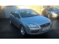 2005 FORD FOCUS NEW SHAPE £795 CHEAPER PX WELCOME