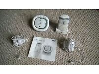 Baby monitor with light and sounds by BT
