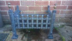 fire box (dog gate)