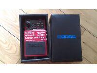 Boss RC3 Loop-station pedal