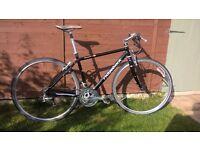 27 Speed Ridgeback Road/Hybrid Bike in Full Working Order Size L