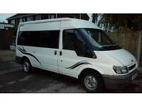 Ford Transit Motorhome / Camper / Day Van Conversion