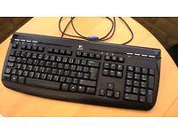 Logitech Internet 350 Keyboard