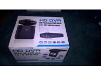 """DASHBOARD CAM HD PORTABLE DVR WITH 2.5"""" TFT LCD SCREEN"""