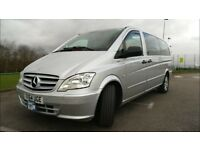 1-8 SEATER MINI BUS 24/7 AIRPORT TRANSPORT