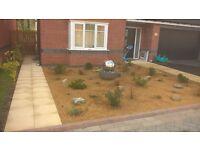 b&m garden maintenance & landscaping