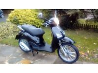 PIAGGIO LIBERTY 125 - only 277KM one owner from new