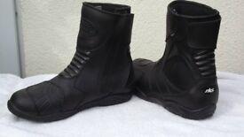 Motorcycle Boots size 9 RKS used clean condition