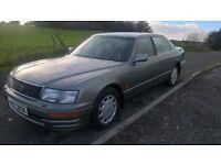 LEXUS LS400 V8 1996 LPG INSURANCE 220£