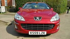 2009 Peugeot 407 2.0 HDi FAP Sport 4dr Drives great. Hpi Clear