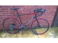 Boardman Road Comp 2016, size 56cm As new Hardly Used