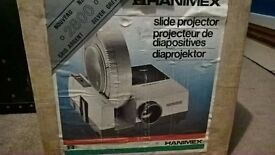 Collectable Collection of projectors,