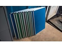 600mm x 900mm Aluminium Framed Display Boards