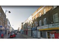 Deptford SE8. Newly Redecorated Spacious & Contemporary Self Contained Fully Furnished Studio Flat