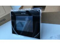 Warmup 4ie Digital Touchscreen Thermostat Onyx Black -New.