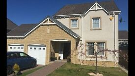BEAUTIFUL 4 BEDROOM DETACHED FAMILY HOME WITH DOUBLE GARAGE IN MORAY PARK PLACE