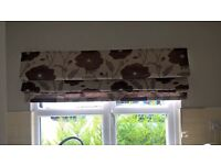 Roman Blinds for Sale Good as new