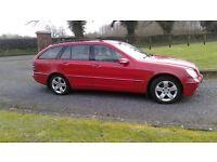2002 mercedes c220 cdi estate auto mot'd july 2017 cheap diesel estate car